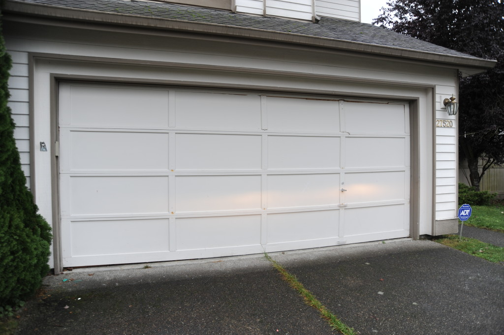 Garage Door, Replace